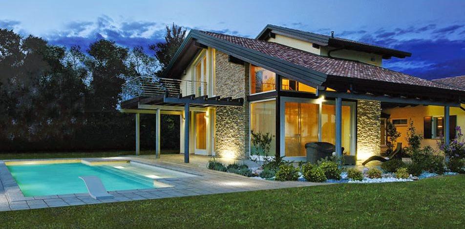 case in legno bio haus